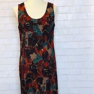 Karin Stevens 2-Piece Dress Size: 10